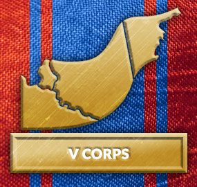 V Corps Sector