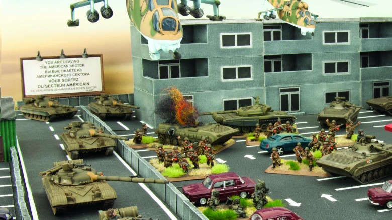 Warsaw Pact Forces Encircle British Army!